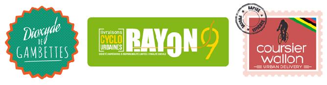 Dioxyde de gambettes Rayon9  Coursier Wallon
